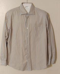 Mens faconnable dress shirt